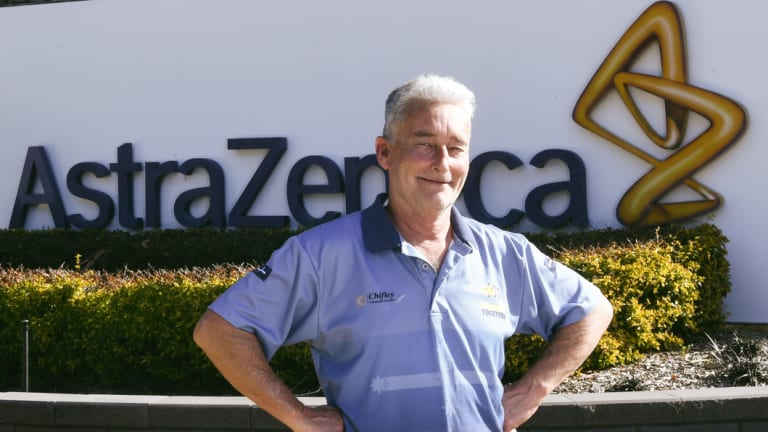 Peter Kelly is one of the workers affected by the landmark sick leave ruling.