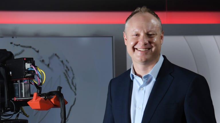 SBS managing director James Taylor.