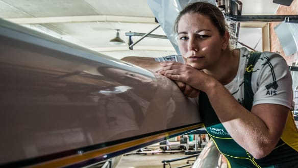 How Nikki Ayers found rowing after 16 operations to save her leg