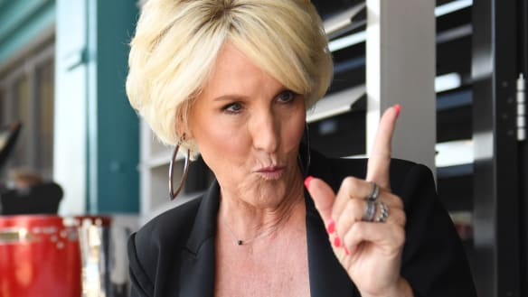 'Superman's not coming to save your ass', Erin Brockovich tells Australians