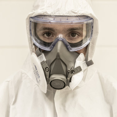 The Herald's photographers have spent the last few months documenting Sydney's response to coronavirus.