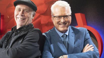 'Never a good look': Tony Jones critical of ABC 'censorship'