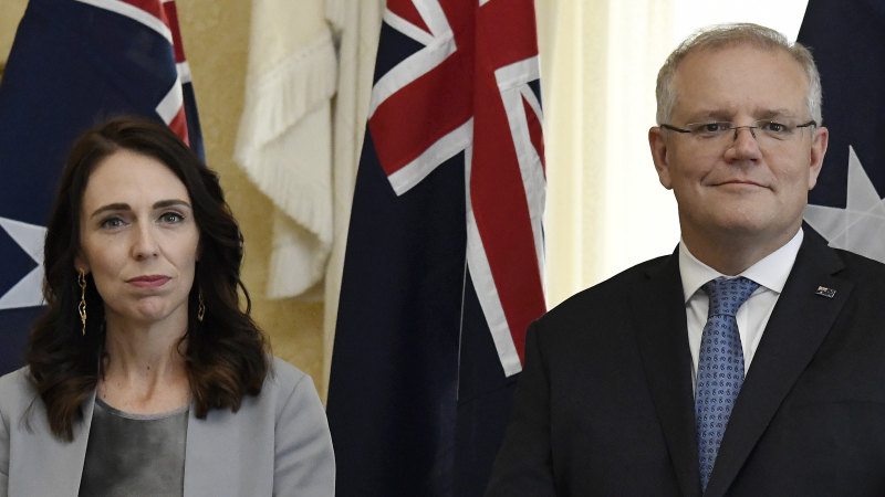 Jacinda Ardern to join Australian national cabinet meeting on Tuesday – Sydney Morning Herald