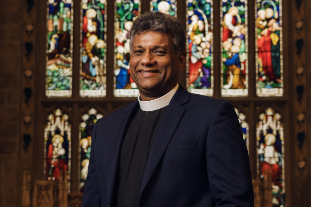Sydney Anglican Archbishop-elect Kanishka de Silva Raffel will be consecrated later this month.