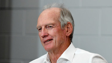 Wayne Bennett has outlined the kind of players he wants to comprise the Dolphins' inaugural NRL squad.