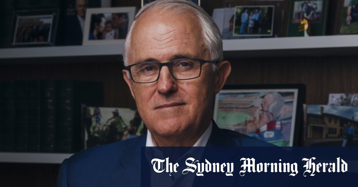 'Utterly unaccountable': Turnbull labels News Corp the most powerful political actor in Australia – Sydney Morning Herald
