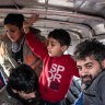 Thousands of migrants rush border as Greek army deploys