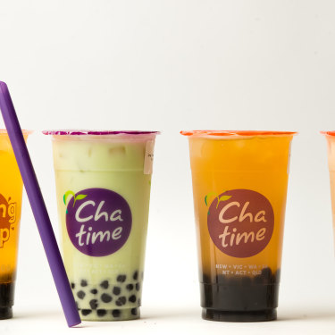 Chatime is the latest franchise to face problems.