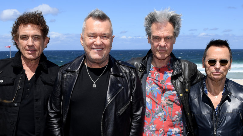 Cold Chisel set to tour for 'maybe the last' time