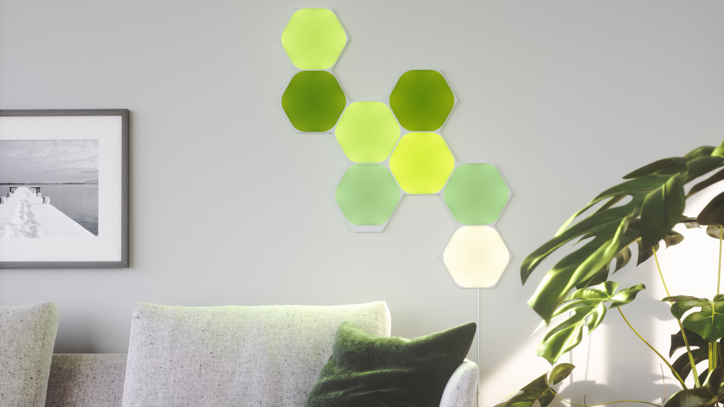 Nanoleaf Shapes Hexagons
