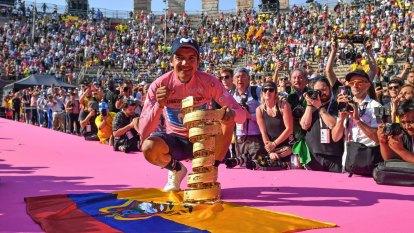 Giro, Vuelta races to overlap in October