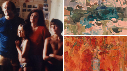 'At last she is being heard': Valerie Strong, matriarch of the Olsen family, has first solo exhibition