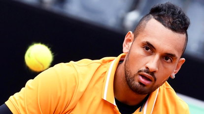 Nick Kyrgios pulls out of French Open for second-straight year