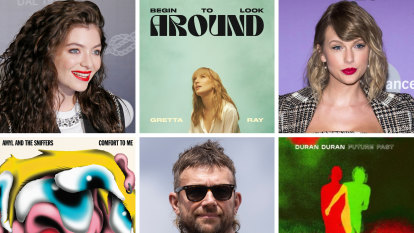 Lorde, Taylor Swift, Duran Duran: albums you can still look forward to this year