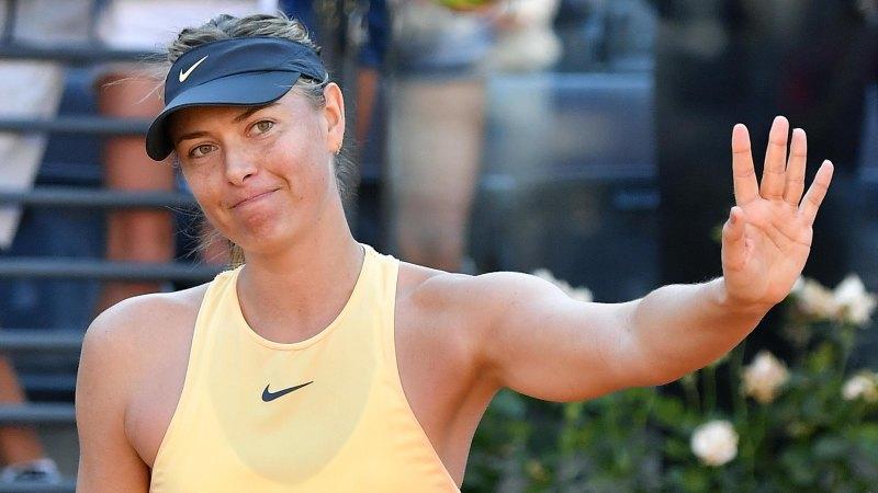 Maria Sharapova, five-time grand slam winner, retires from tennis