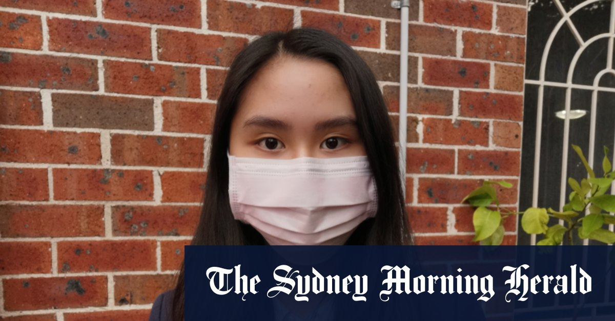 Union calls for year 11 12 students to wear masks at school – Sydney Morning Herald