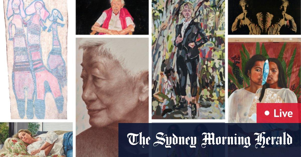 Archibald Prize 2021 LIVE updates: Peter Wegner crowned winner; Georgia Spain Nyapanyapa Yunupingu take out Sulman Wynne prizes – The Sydney Morning Herald