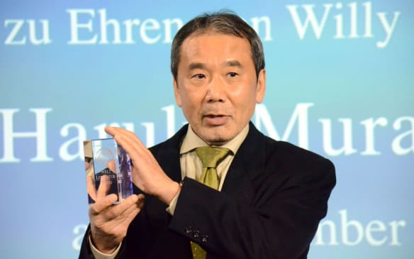 'It's no fun if you know how it ends': Murakami on the joy of writing