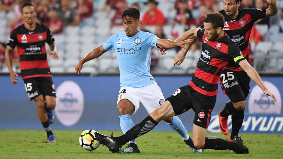 Arzani and Cahill renew friendship, with the World Cup on the line