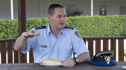 Lunch with Silverwater Prison Governor Craig Smith: 'A sad place not a bad place'
