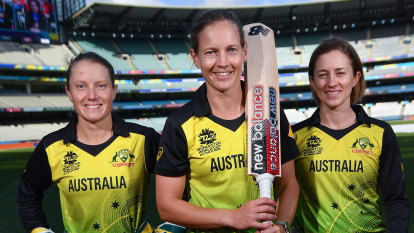 Australia's golden generation chasing their crowning glory