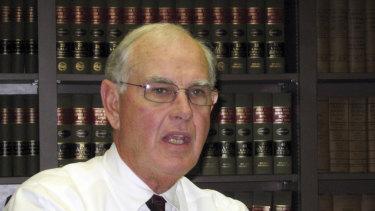 Former Alabama state senator Larry Dixon.
