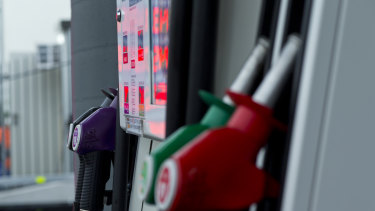 April petrol prices in Australia's five biggest cities plummeted to record lows.