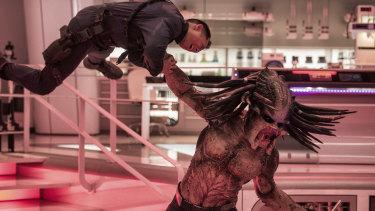 The Predator, sans Arnie Schwarzenegger.