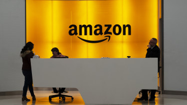 Amazon revealed the news as it announced another set of booming figures.