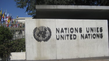 The United Nations is concerned about the current disunity among its members.