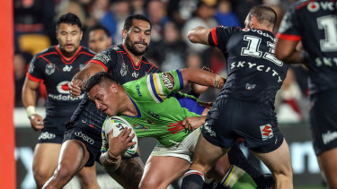 Extra shot: The 10th-placed Raiders and the eighth-placed Warriors would have played in a wildcard round last season had it been in play.