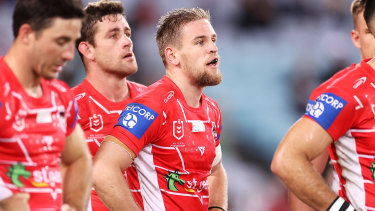 Matt Dufty is being lured to the English Super League by St Helens.