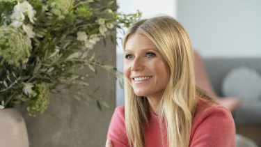Gwyneth Paltrow reveals her 'holiday at home' must-haves in a new blog post on her website, Goop.