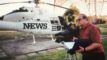 Journalist Tom Krause.