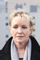 Rebecca Gibney as Jane Halifax.