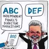 The ABC controversy rumbles on.