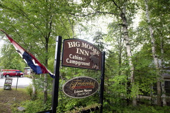 The wedding at the Big Moose Inn on Millinocket Lake has been traced to more than 170 coronavirus infections.