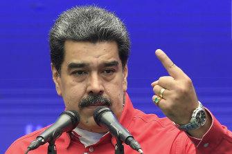 Venezuelan President Nicolás Maduro says he will send his son to the talks.