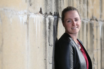 Candice Fox has come a long way since winning a best first-novel Ned Kelly award for Hades in 2014.