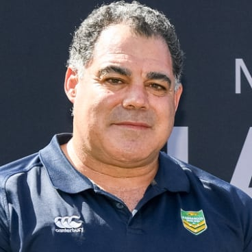 Big calls: Mal Meninga is preparing to name his Australian line-up.