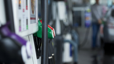 Rising petrol prices act like a tax on spending.