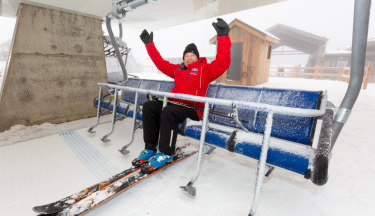 Mount Buller ski lifts general manager is excited to open the season early, with free skiing for the first day of winter.