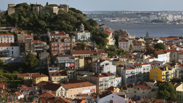 From backwater to boomtown: Lisbon is basking in new glory but not everyone there is sharing in the city's fortunes.