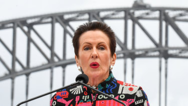 Sydney's lord mayor Clover Moore says it is time to treat climate change as a 'national emergency'.