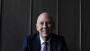 Primary chief executive Dr Malcolm Parmenter has made some changes at the company in a bid to improve workplace culture.