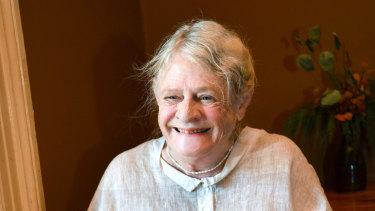 Liz Jones, head of La Mama Theatre.