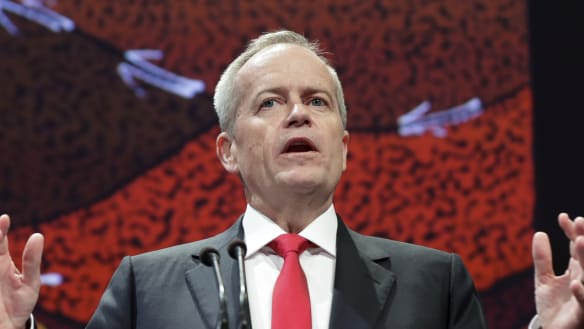 Bill Shorten pledges $500 million to UN and confirms Labor will increase refugee intake