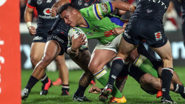 Surely Josh Papalii will return to the Kangaroos line-up at the end of the season.