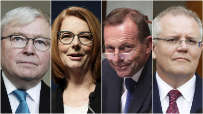 Four prime ministers in one week but is Parliament House big enough for them all?