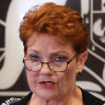 Pauline Hanson says her staff were 'stitched-up' in al-Jazeera investigation